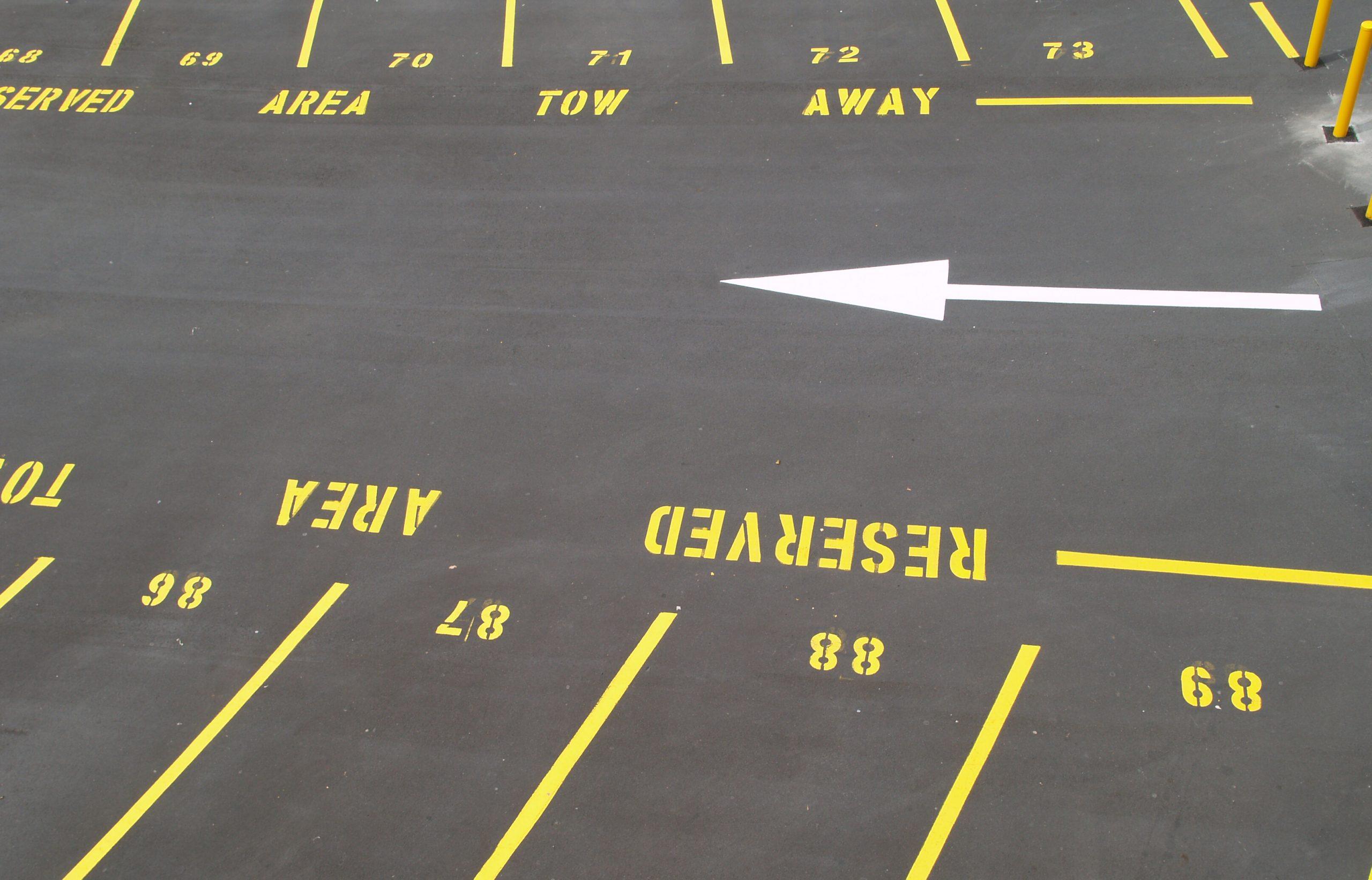 Designated Area, Royal Parking